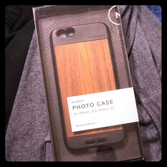 info for a3f1f ab750 Moment Lens Photo Case walnut wood iPhone 6 6s